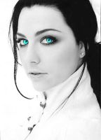 Amy Lee-Piercing Eyes by kahlan-amnell-13