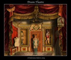 Dream Theatre by ValerianaSolaris