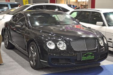 Black Continental GT by zynos958