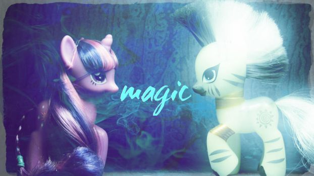 MLP- MAGIC by MidnightRarity