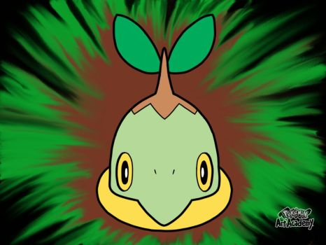 Turtwig by PkGam
