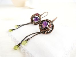 Violet by UrsulaJewelry