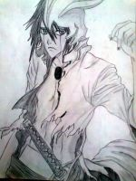 Ulquiorra by SheWolfShadow