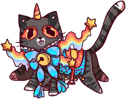 [carousel cat] - tabby - [closed] by Fayfia