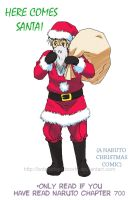 Naruto - Here Comes Santa! Pg.1 of 12 by BotanofSpiritWorld