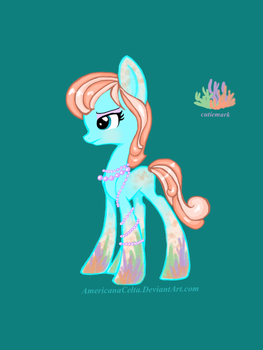 My little pony auction (closed) by AmericanaCelta