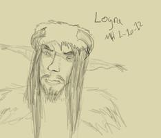 Practice Sketch 4: Logra by Markus-The-Madman