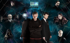 One Man. Many Guises. by The-13th-Doctor