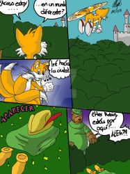 COMMISSION: Robin to Tails part2-5 by Oliriv