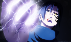 this power    what s with me sasuke uchiha Color b by afran67
