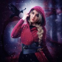 Red Riding Hood by Sannie10