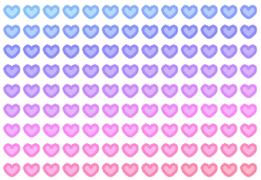 Heart Pattern1 - Free to Use by xVanyx