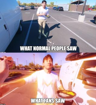 What normal people saw vs What markiplier fans saw by aiko-sweetgirl