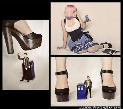 Doctor Who by red-d-evil