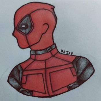Deadpool [Finished!] by TheOrangeDaisy