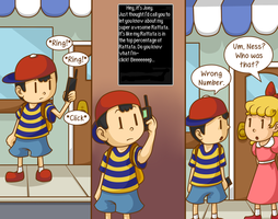 Earthbound - Top Percentage by Aviarei