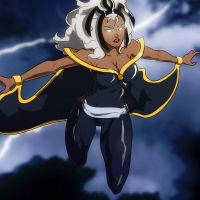 Ororo Munroe by SoDrawnOut