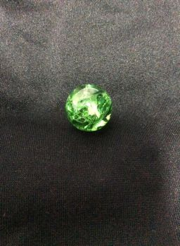 Cracked Green Marble by Echos-in-the-Shadows