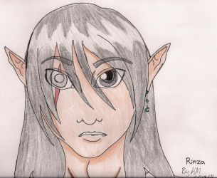 Prince of the elves Rinza by Bella-Who-1