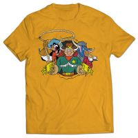 Wild West C.O.W.-Boys of Moo Mesa T-shirt by CCB-18