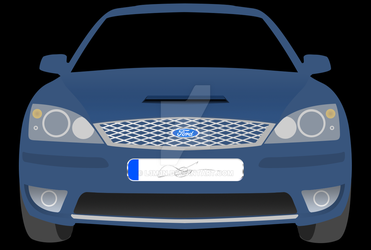 Vector Mondeo by L3M3N