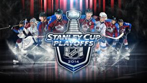 Colorado Avalanche NHL Playoffs 2014 Wallpaper by DenverSportsWalls