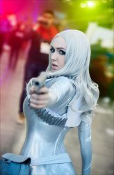 Silver Sable by SmirkoO