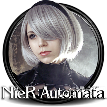 NieR Automata (No Mask) icon by awsi2099