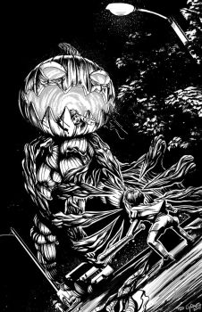 Harvest Night Inks by Zombie-Graves