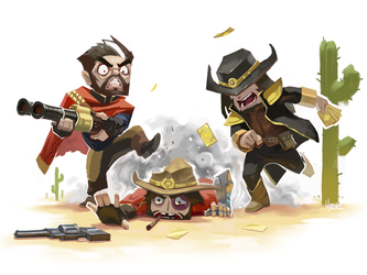 High Noon by Hozure