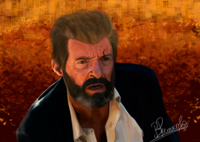 LOGAN by ChosenDraws
