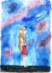 Counting stars by manonfruitaap
