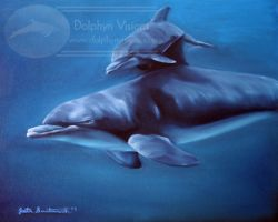 Intimate Bond by Dolphyn (Mineau the Dolphin) by MineauTheDolphin
