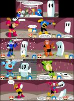 Super Slapstick Bros. 20a by madfather