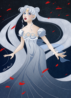 Moon Princess by Maqqy96