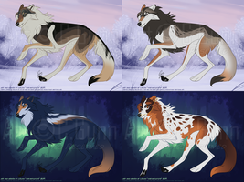 ALL SOLD - Adopts by InstantCoyote