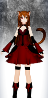 MMD Tokiko limited download -Ended- by kurumi13