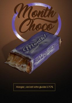 Month Choco by Julien083