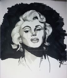 Marylin by CiociaMrok