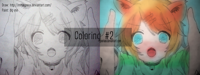 Coloring #2 by YuuriAoi