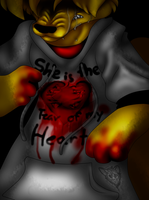 Contest Entry- Tears of the Heart by TheLooneyCharboa