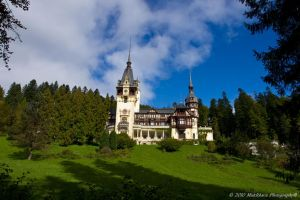 PELES CASTLE - ROMANIA by makithaca