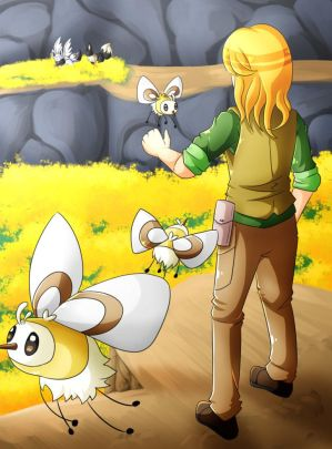 Pokemon Sunmoon Voices Of Legend Chapter 10 By Sapphydragon On