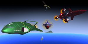 THUNDERBIRDS ARE GO FOR REAL by Librarian-bot