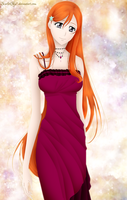 Orihime by ScarletSky7