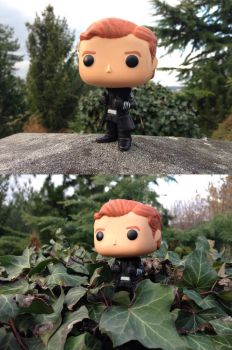 General Hux (Custom Funko Pop) by Arejka