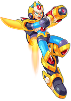 Megaman 11 and Powered Up 11 Fan Made by ultimatemaverickx ...