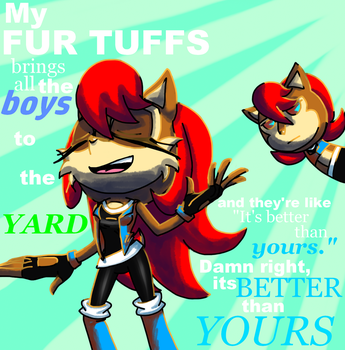 Fur Tuffs by goldtaills