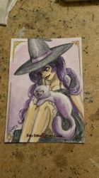 Witchery-Do! Amethyst by AmberStoneArt