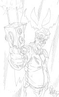 EXTREME EGON by Optic-AL